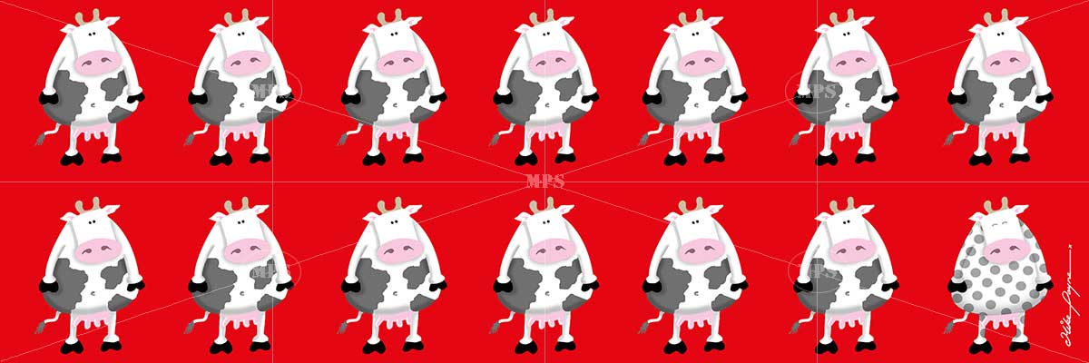 011 YOU'RE DIFFERENT - Just 4 Mooo