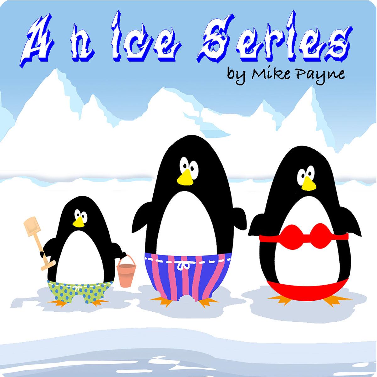 An Ice Series logo
