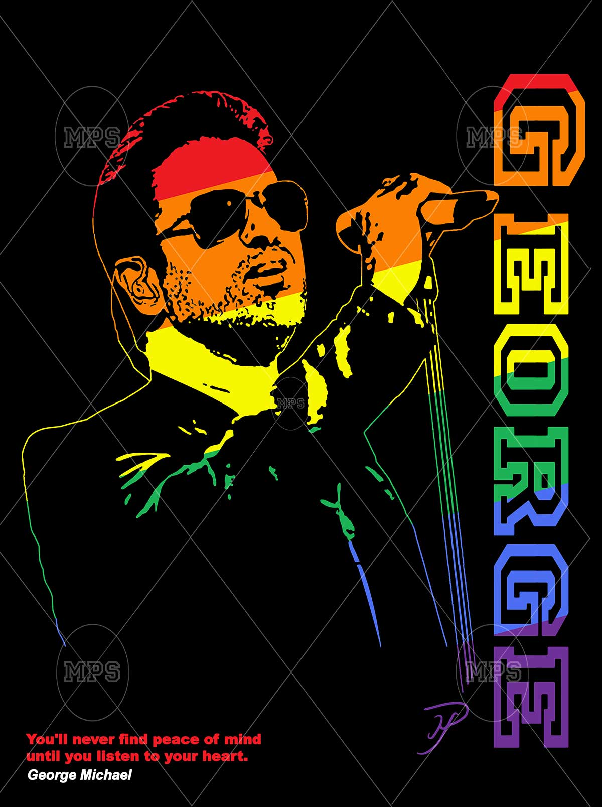 GEORGE - Pop Art