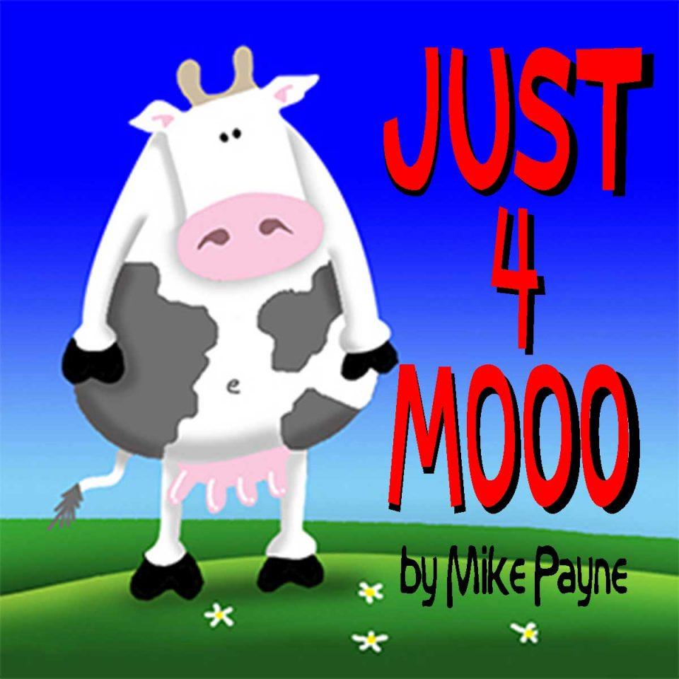 Just 4 Mooo Logo