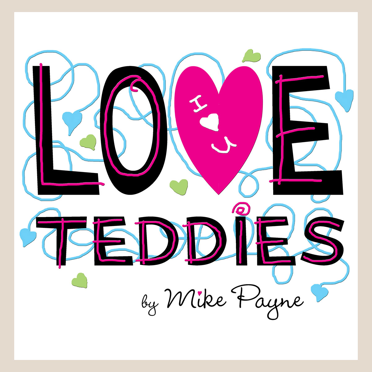Love Teddies logo