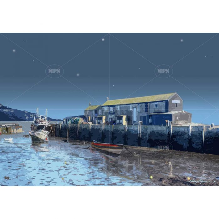 Lyme Regis Landscape
