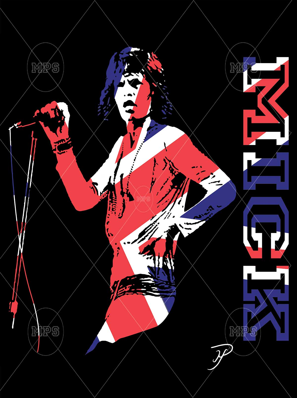 MICK - Pop Art