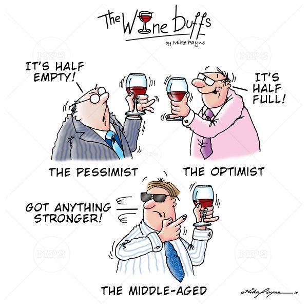 Wine Buffs Cartoon 021